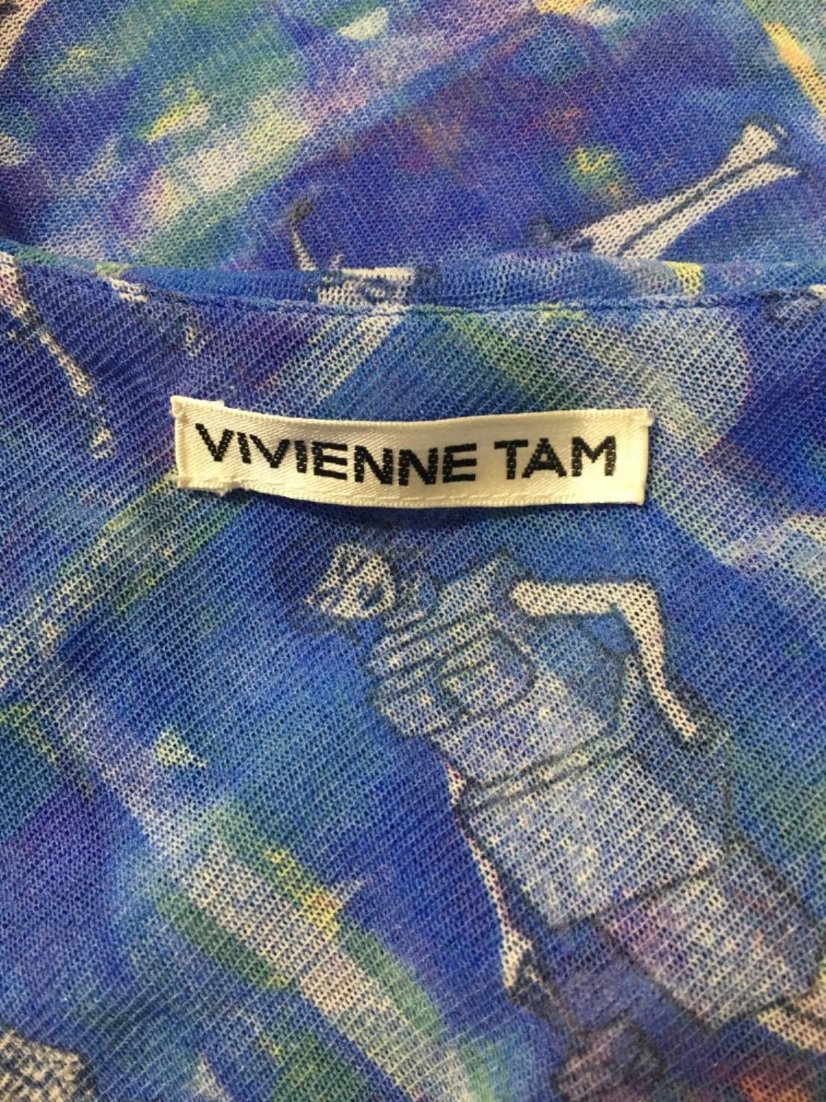 VIVIENNE TAM(ヴィヴィアンタム)のカットソー