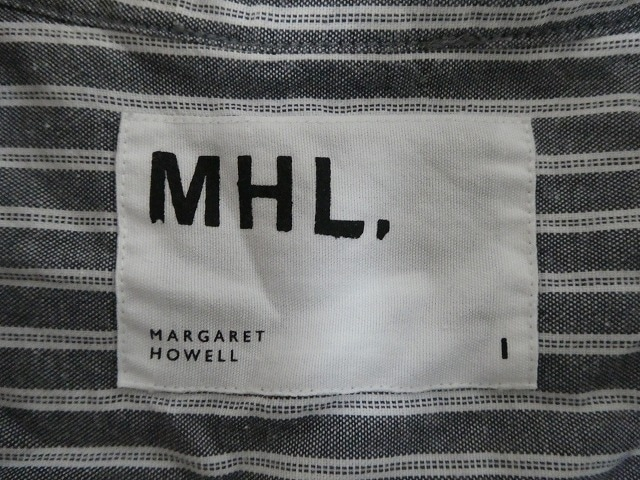MHL.(マーガレットハウエル)のシャツブラウス