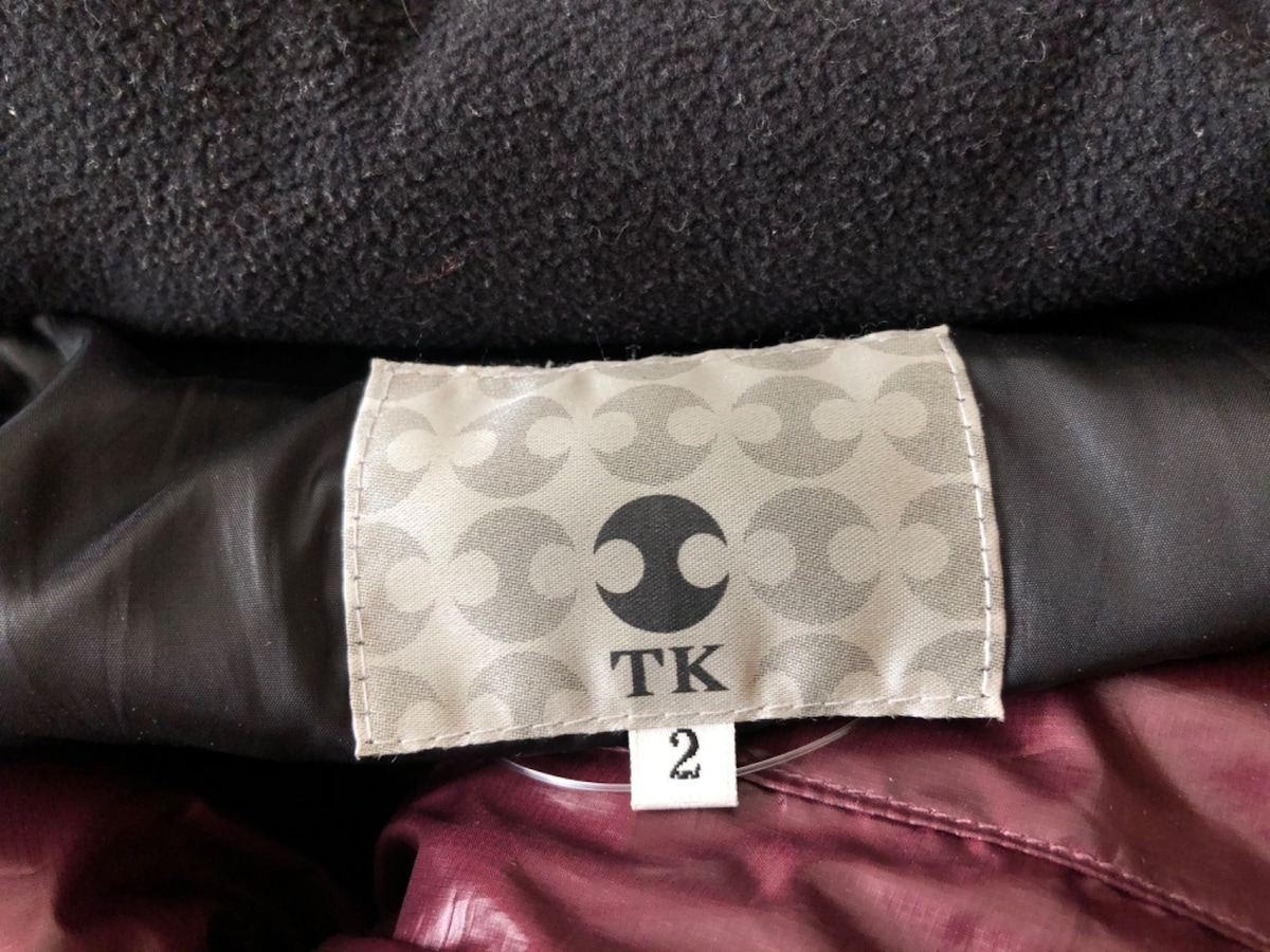 TK (TAKEOKIKUCHI)(ティーケータケオキクチ)のダウンジャケット