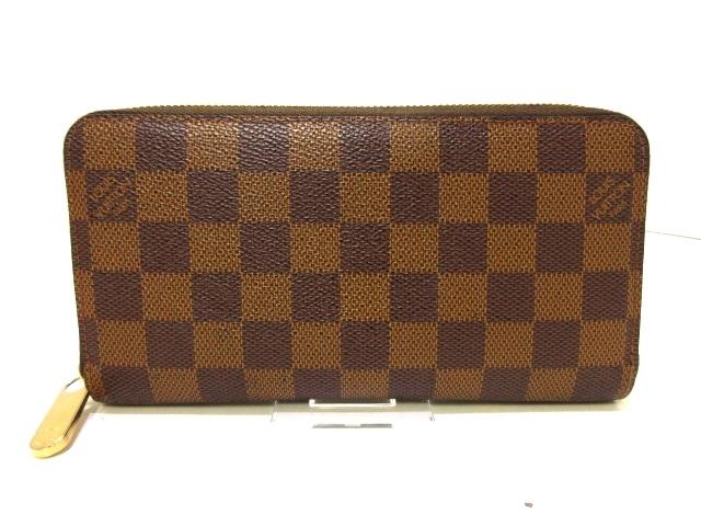 LOUIS VUITTON 長財布 ジッピー・ウォレット N60015