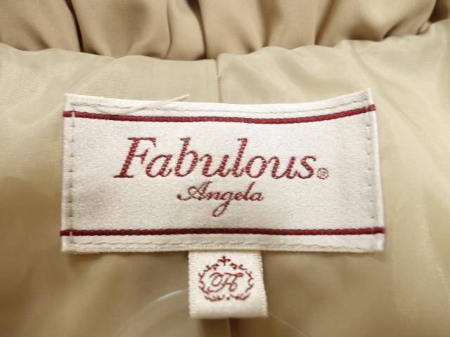 Fabulous(ファビュラス)のダウンコート