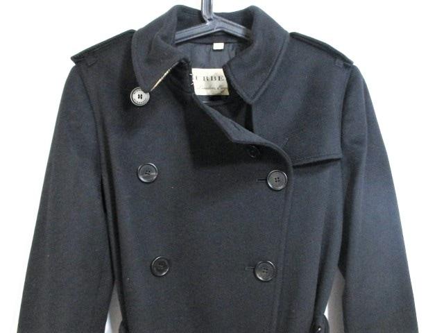 Burberry(バーバリー)のコート 黒