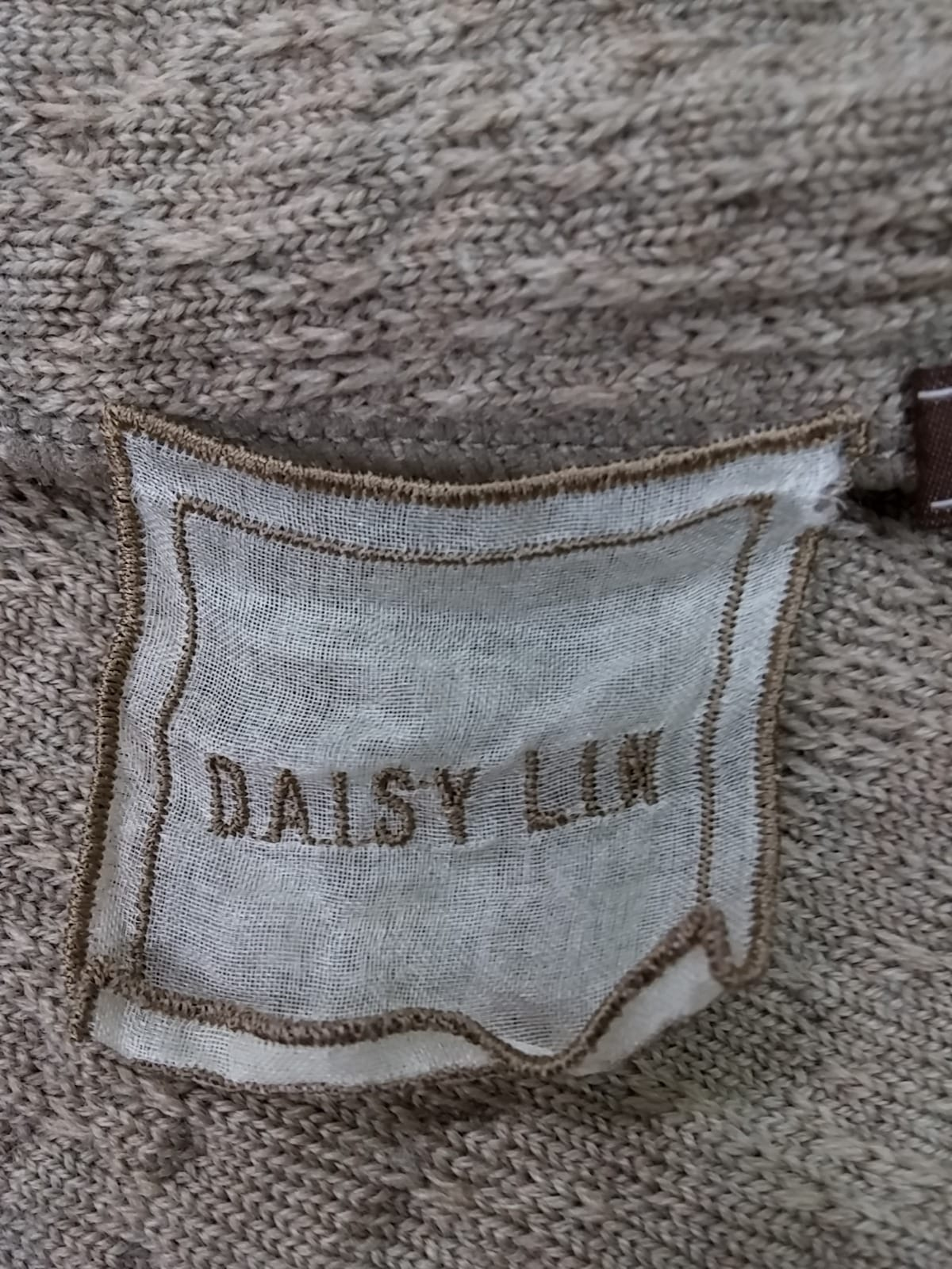 DAISY LIN(デイジーリン)のカーディガン