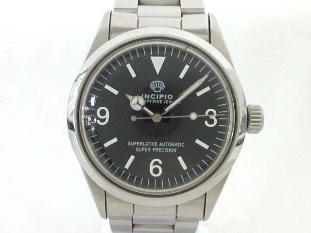 INCIPIO(インキピオ)の腕時計