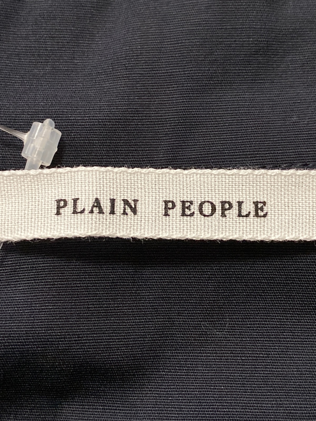 PLAIN PEOPLE(プレインピープル)のチュニック