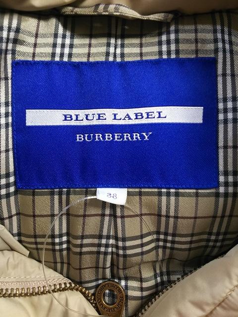 Burberry Blue Label(バーバリーブルーレーベル)のダウンコート
