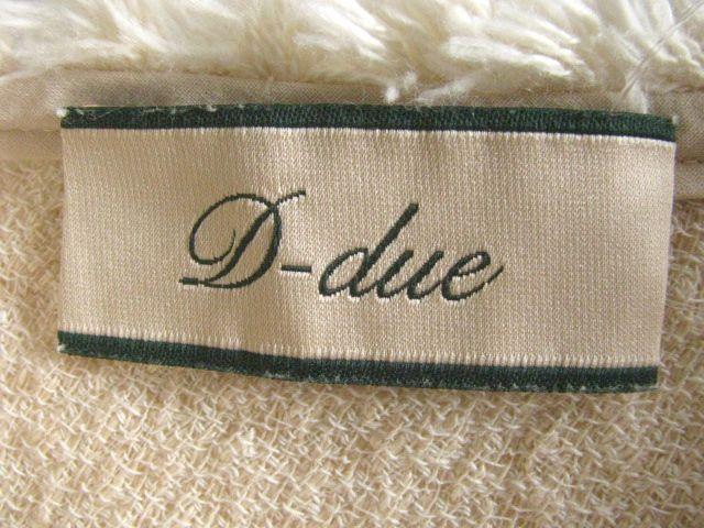 D-due H.P.FRANCE(デ・ドゥエ アッシュ・ペー・フランス)のワンピース