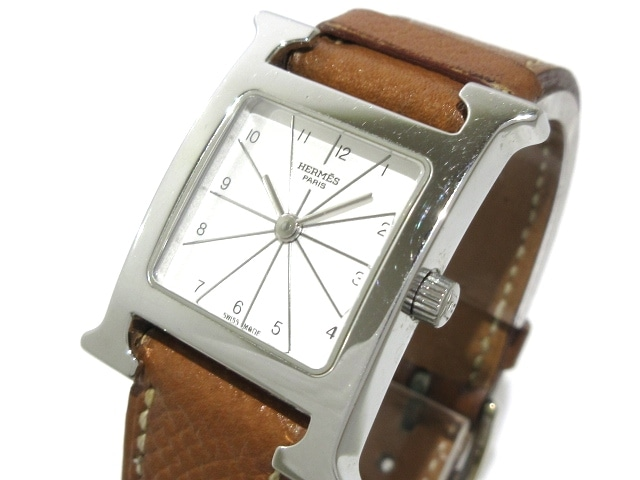 HERMES 腕時計 Hウォッチ HH1.210