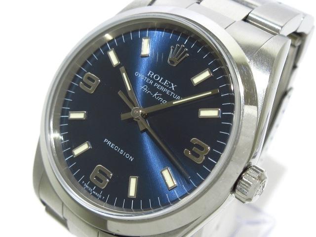 ROLEX 腕時計 エアキング /14000