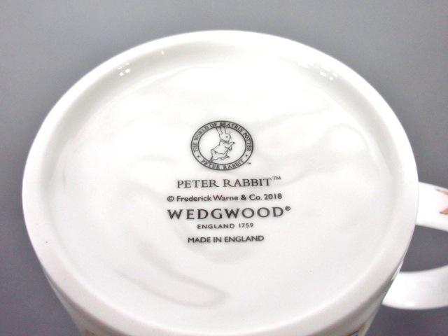 WEDG WOOD(ウェッジウッド)のPETER RABBIT