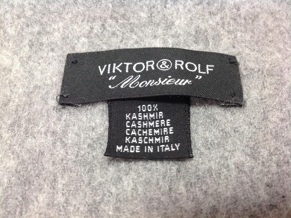 VIKTOR&ROLF(ヴィクター&ロルフ)のマフラー