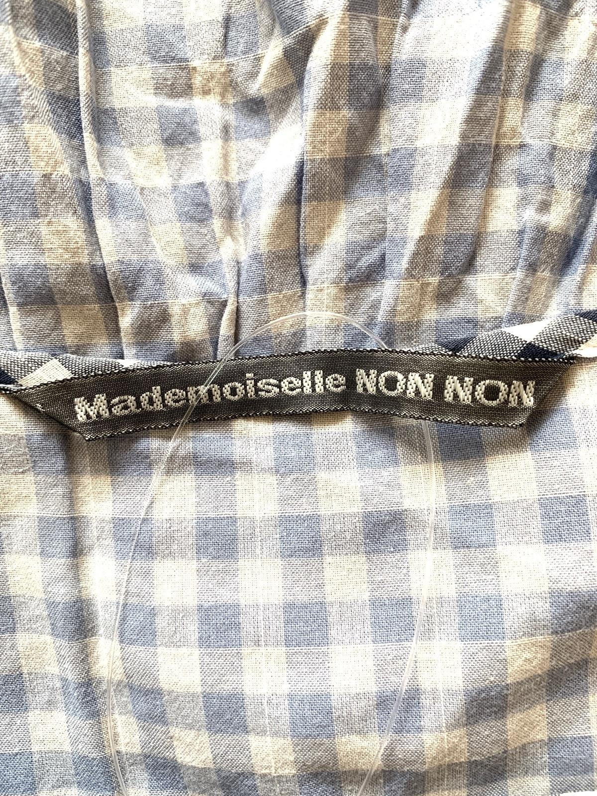 Mademoiselle NON NON(マドモアゼルノンノン)のワンピース