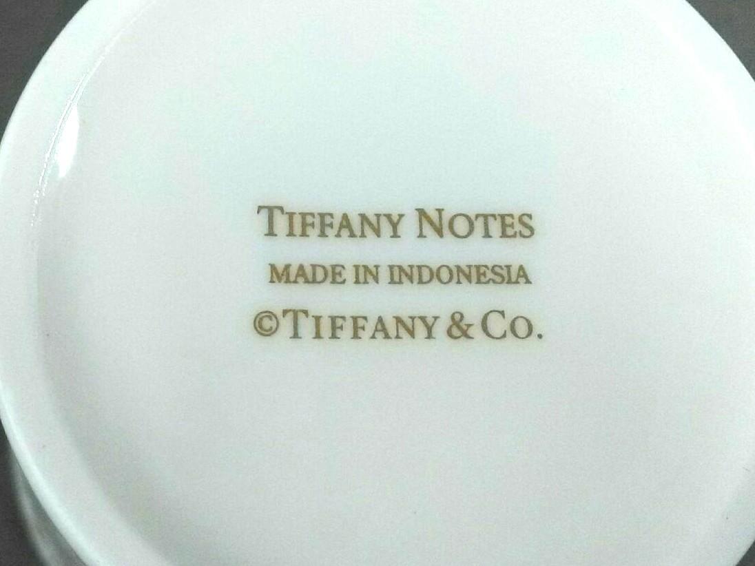 TIFFANY&Co.(ティファニー)のノーツ