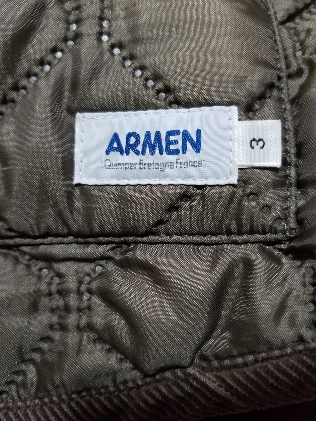 ARMEN(アーメン)のブルゾン