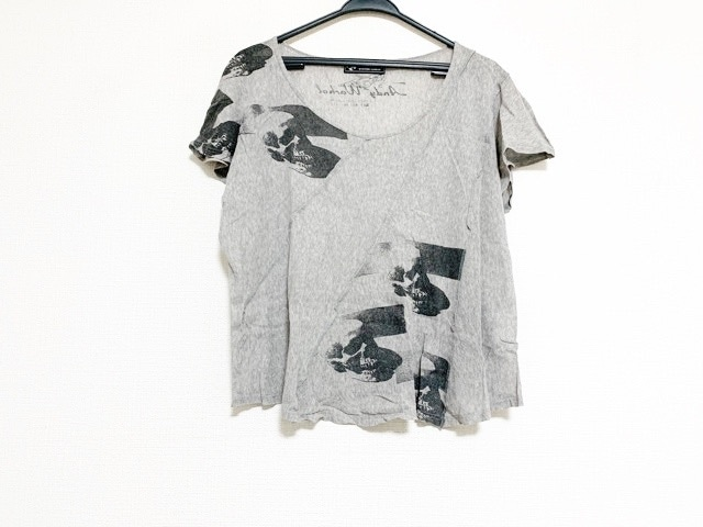 ANDY WARHOL BY HYSTERIC GLAMOUR(アンディ・ウォーホル バイ ヒステリックグラマー)のカットソー