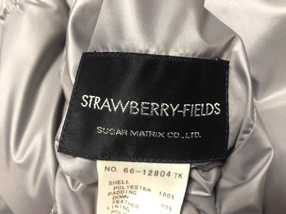 STRAWBERRY-FIELDS(ストロベリーフィールズ)のダウンジャケット