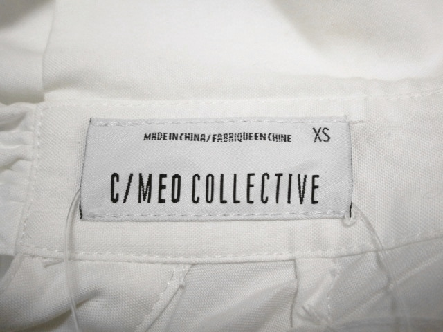 C/MEO COLLECTIVE(カメオコレクティブ)のチュニック