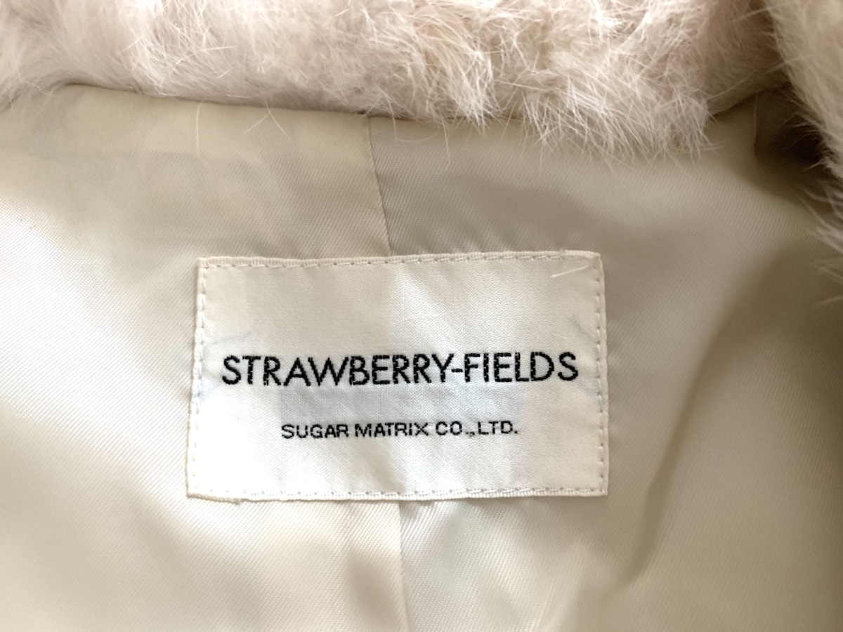 STRAWBERRY-FIELDS(ストロベリーフィールズ)のブルゾン