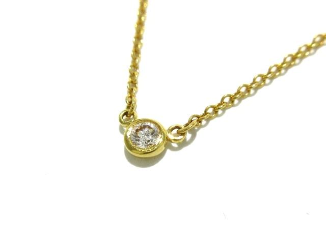 ネックレス/バイザヤード / K18×ダイヤモンド