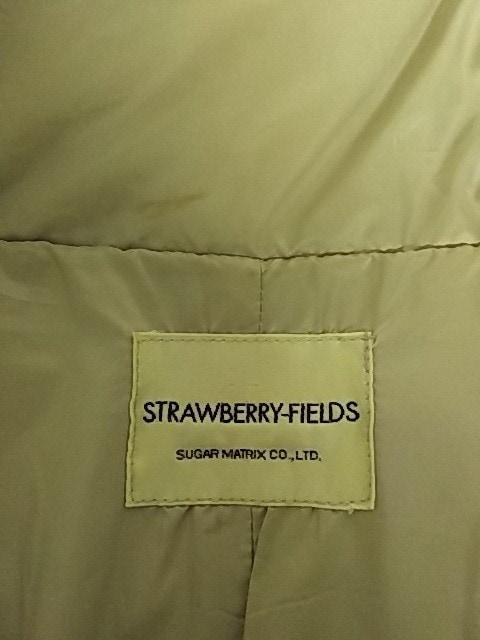 STRAWBERRY-FIELDS(ストロベリーフィールズ)のダウンコート