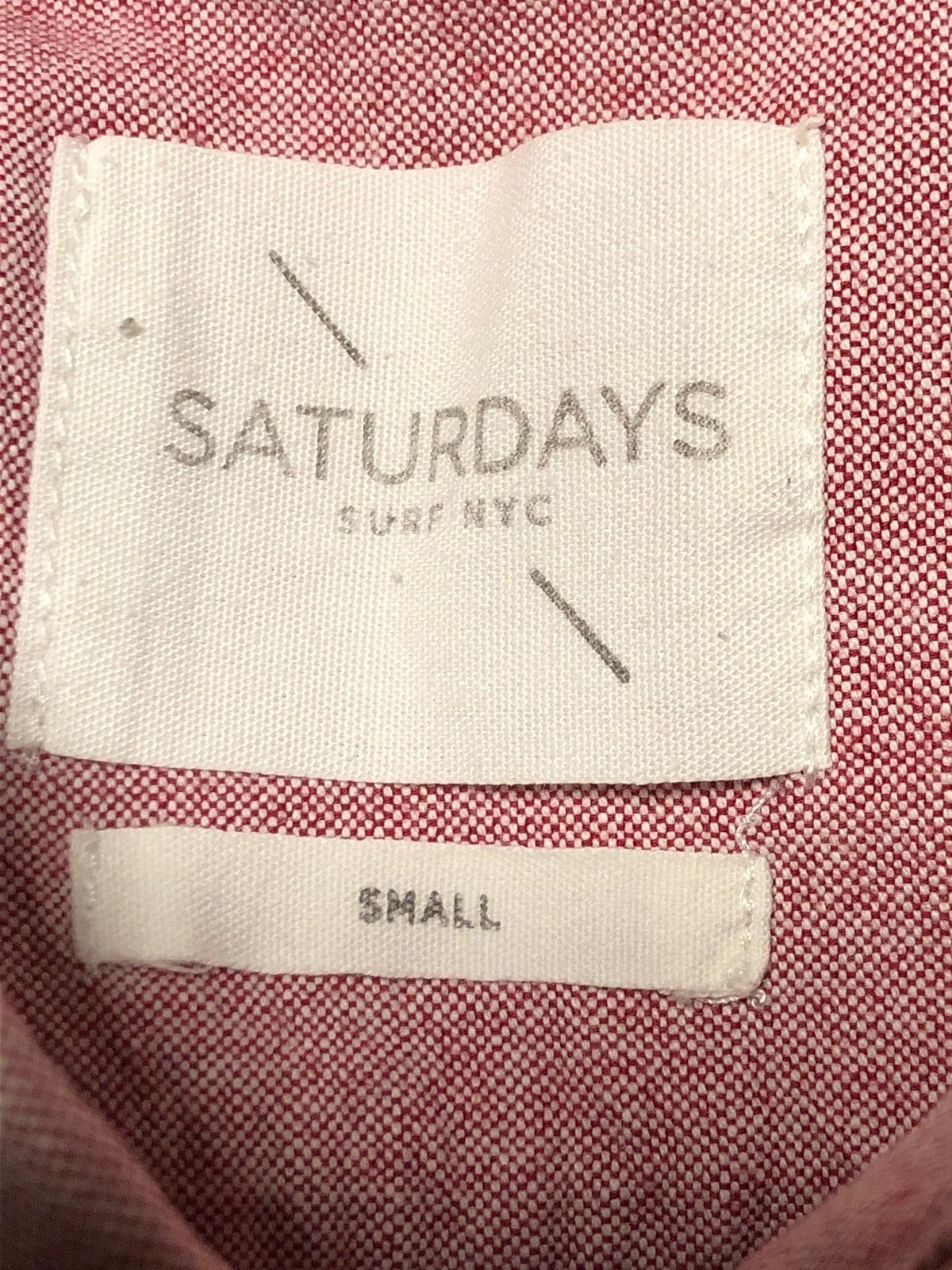 SATURDAYS SURF NYC(サタデーズ サーフ ニューヨーク)のシャツ