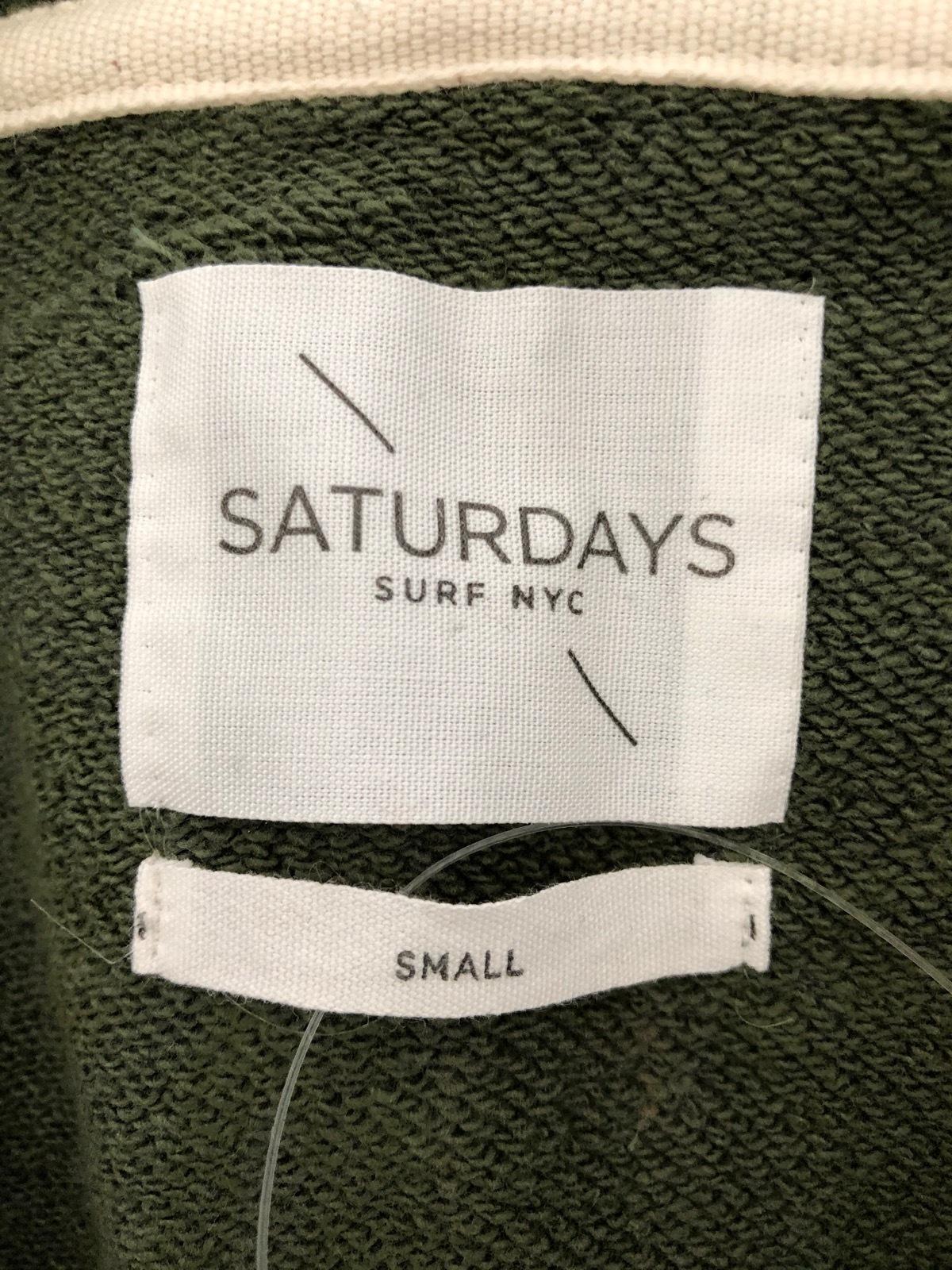 SATURDAYS SURF NYC(サタデーズ サーフ ニューヨーク)のパーカー