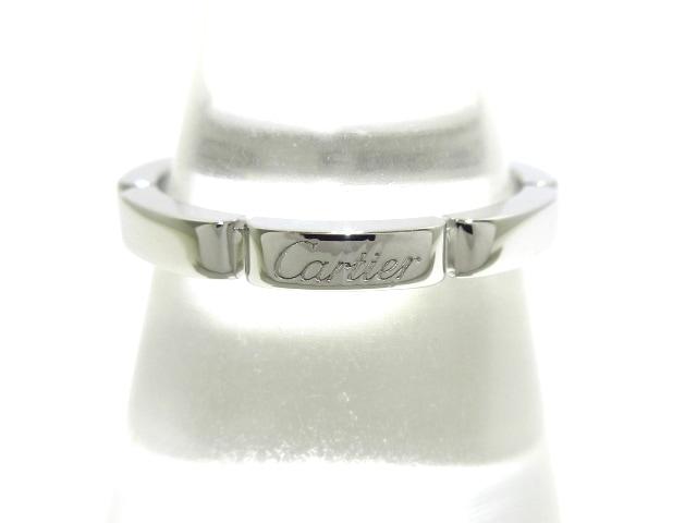 Cartier リング マイヨンパンテール K18WG ※ダイヤモンドなし