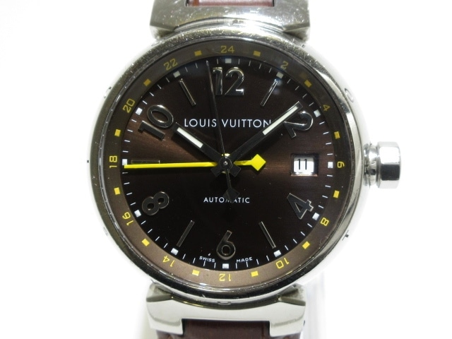 LOUIS VUITTON(ルイヴィトン)のタンブールGMT