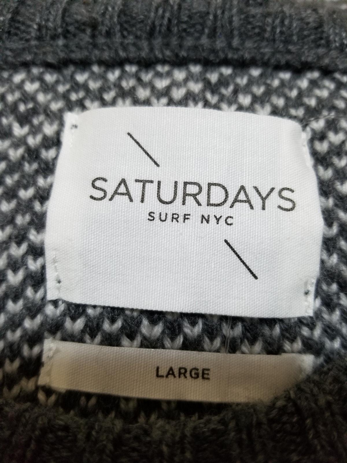 SATURDAYS SURF NYC(サタデーズ サーフ ニューヨーク)のセーター