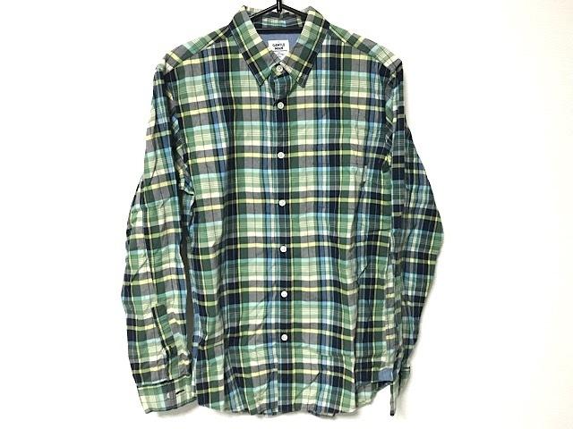 MR.GENTLEMAN/MISTER GENTLEMAN(ミスタージェントルマン)のシャツ