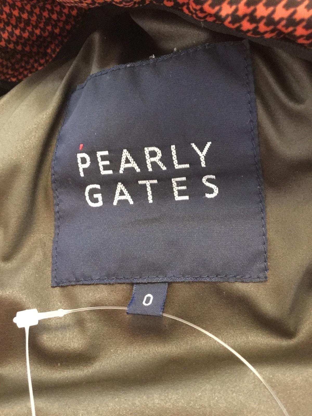 PEARLY GATES(パーリーゲイツ)のダウンジャケット