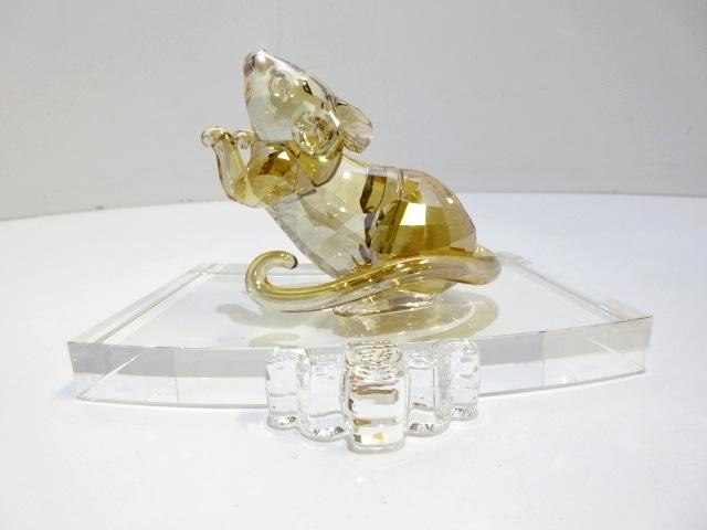 SWAROVSKI(スワロフスキー)の十二支 マウス