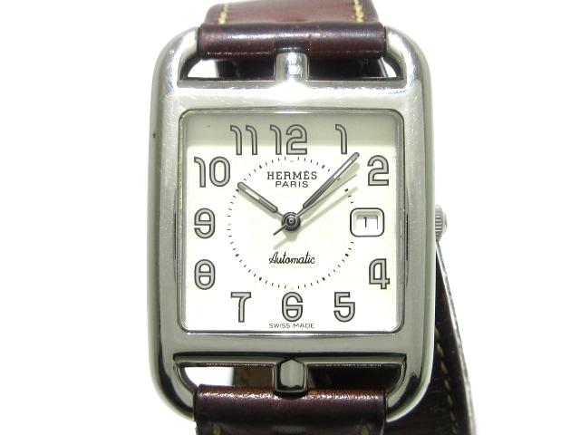 HERMES 腕時計 ケープコッド Wトゥール /CC1.710