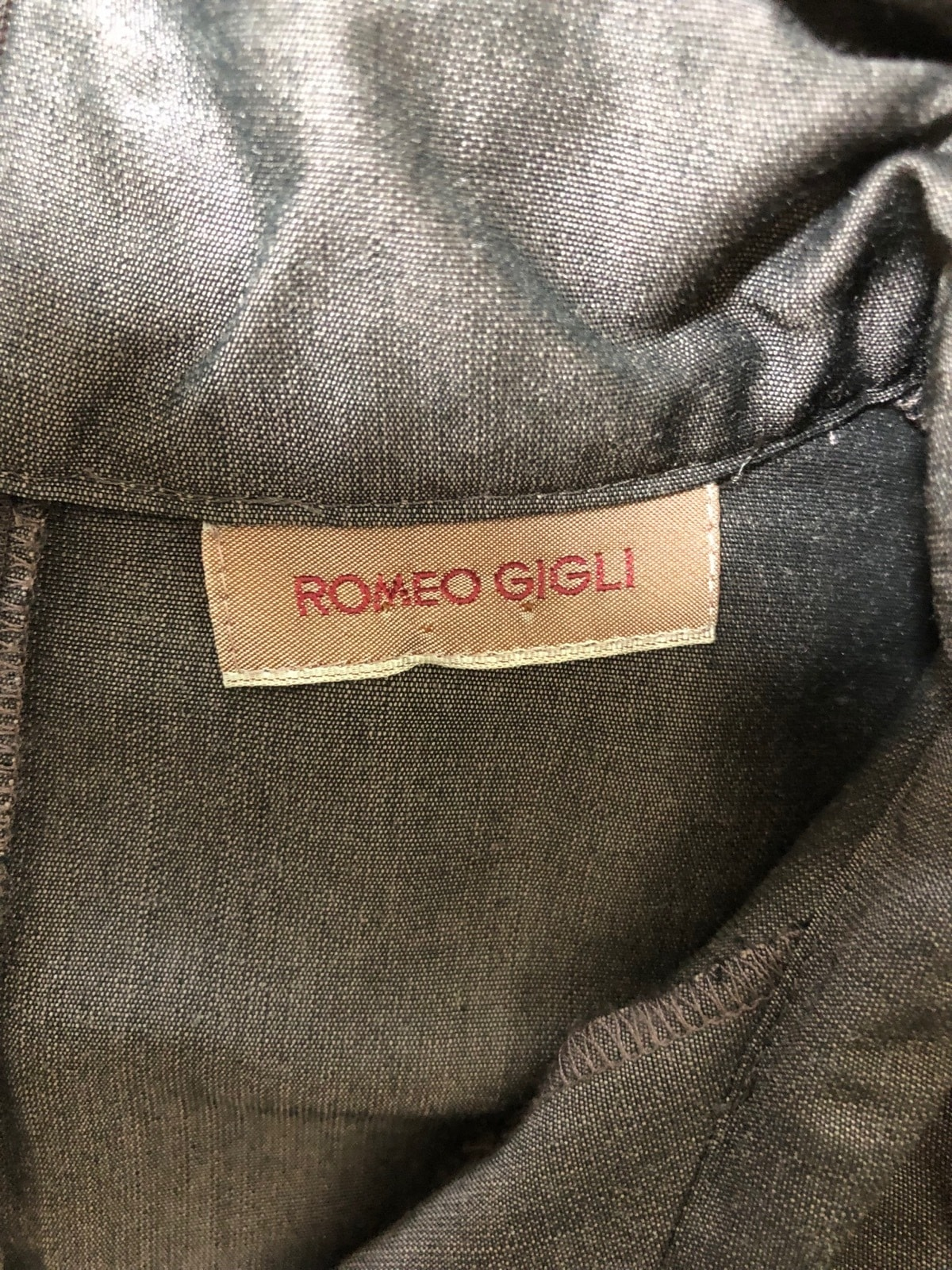 ROMEOGIGLI(ロメオジリ)のワンピース