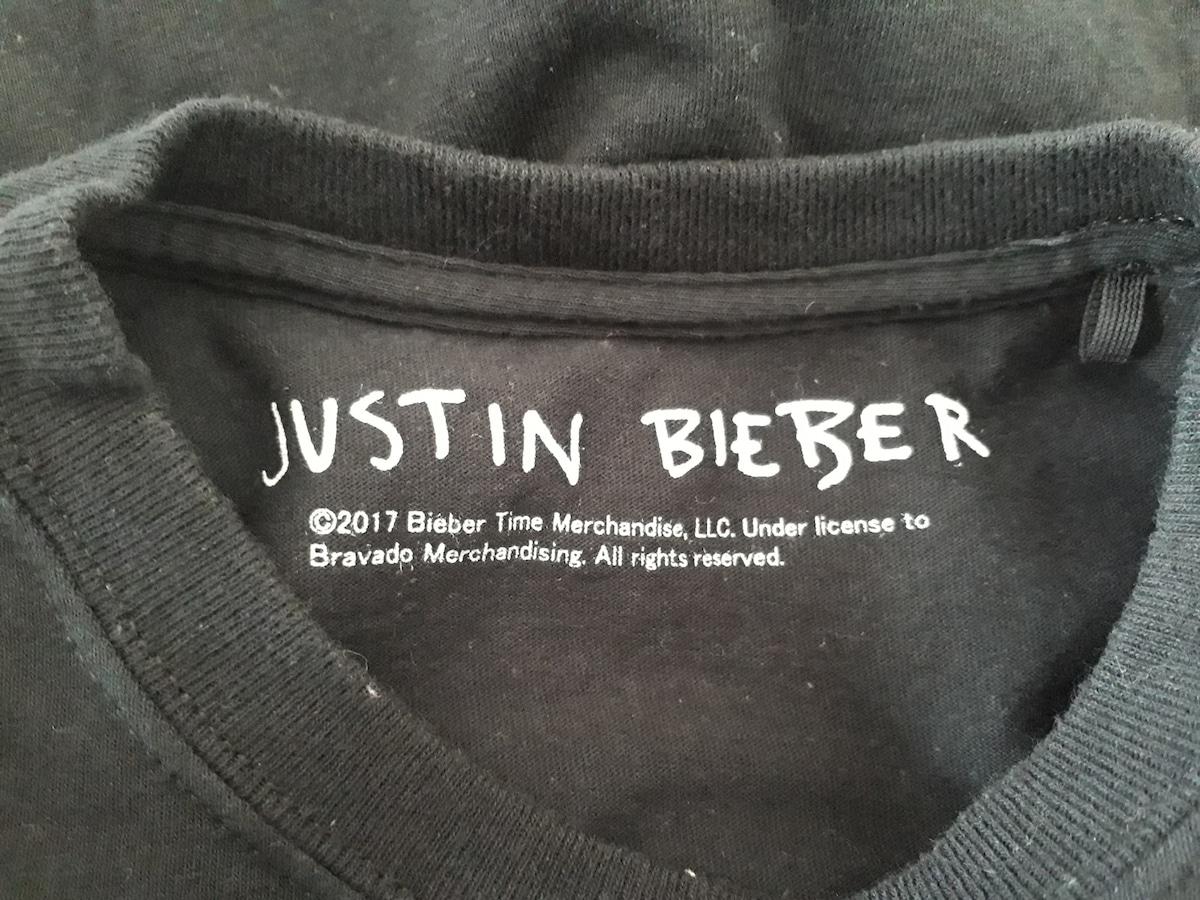 JUSTIN BIEBER(ジャスティンビーバー)のTシャツ