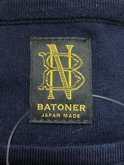 BATONER(バトナー)のカットソー