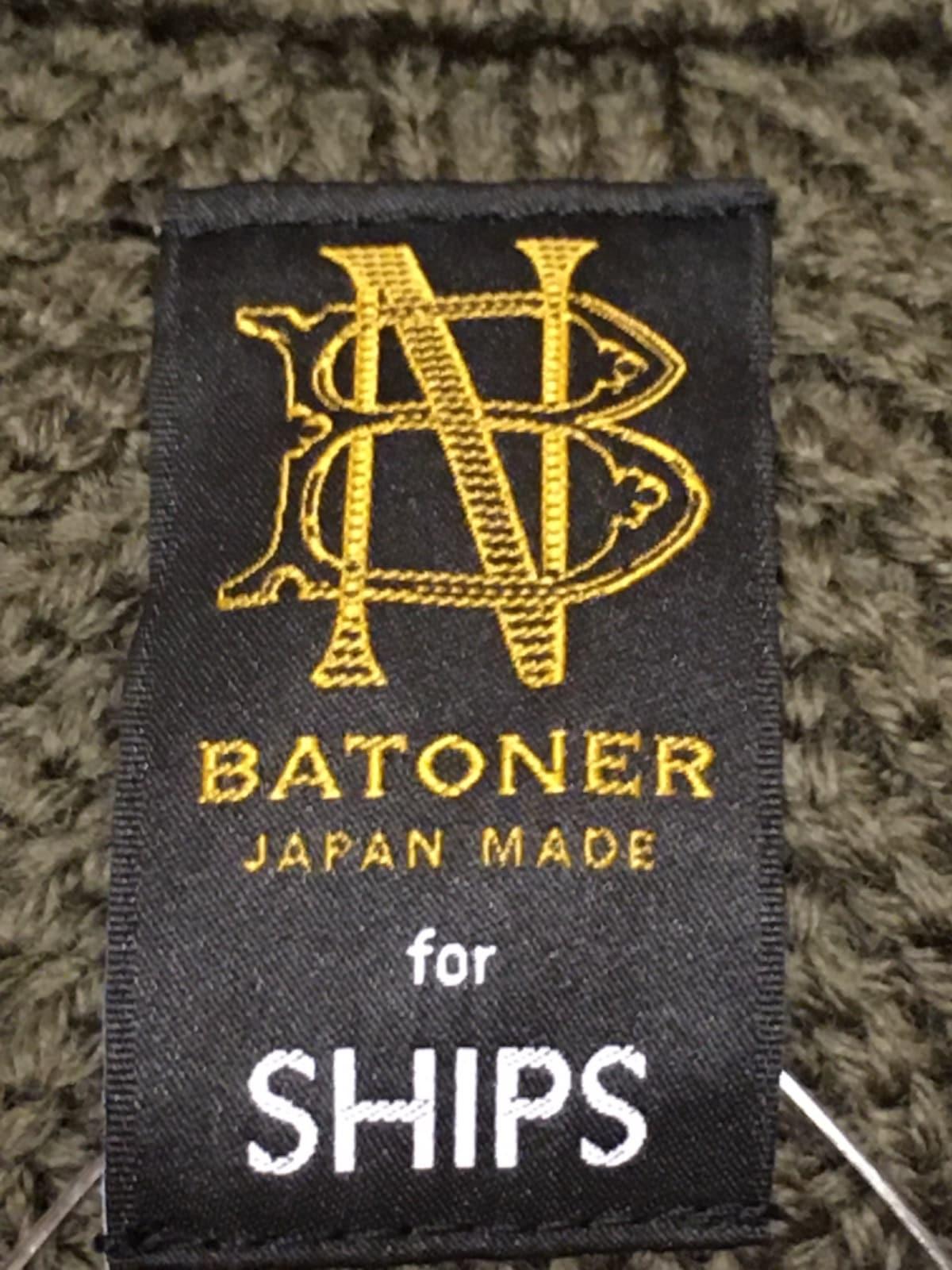 BATONER(バトナー)のブルゾン