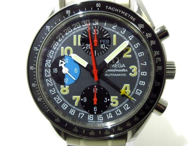 腕時計/スピードマスター マーク40/3520.53