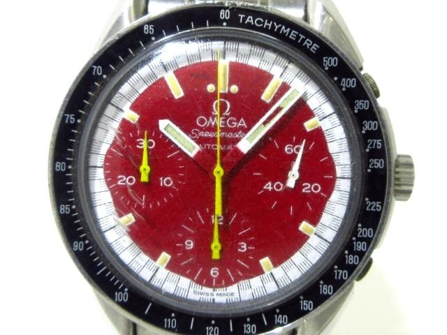 腕時計/スピードマスターシューマッハ/3510.61