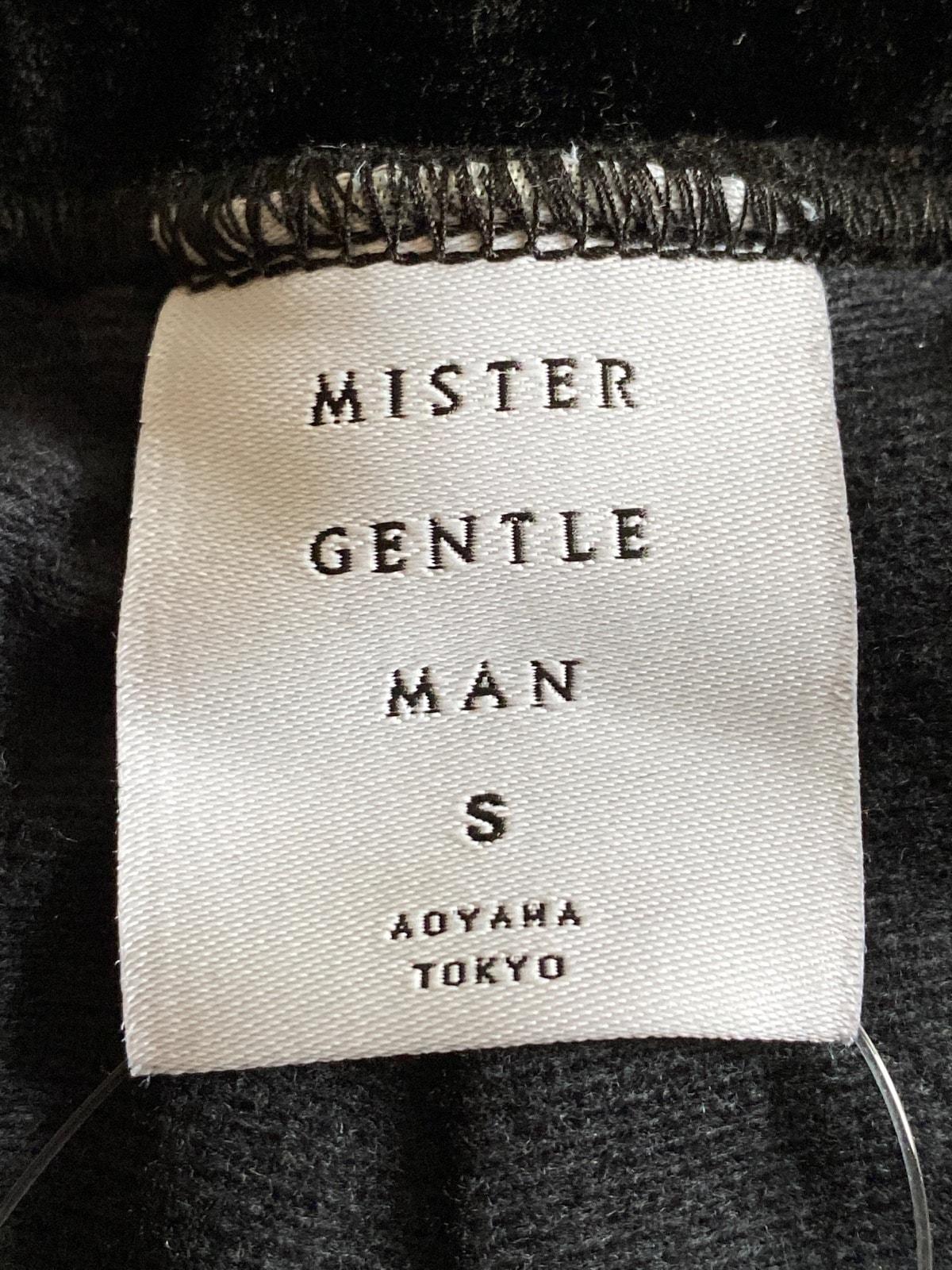 MR.GENTLEMAN/MISTER GENTLEMAN(ミスタージェントルマン)のパンツ