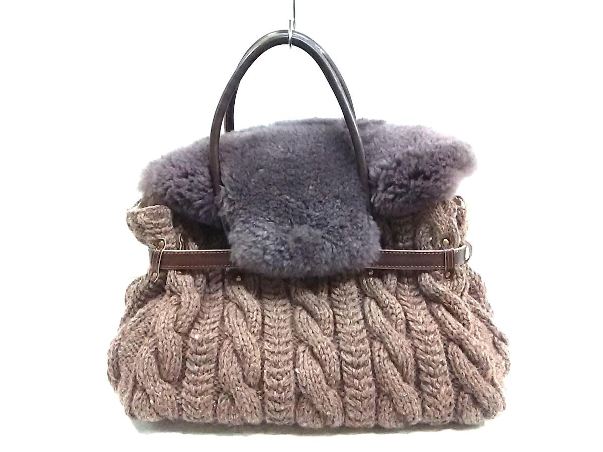 muku(ムク)のハンドバッグ