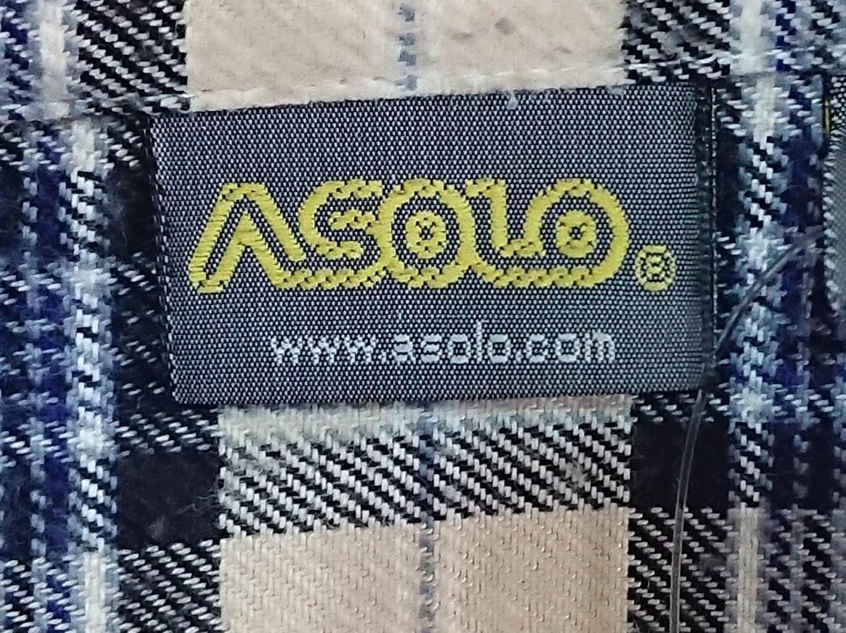 ASOLO(アゾロ)のシャツブラウス