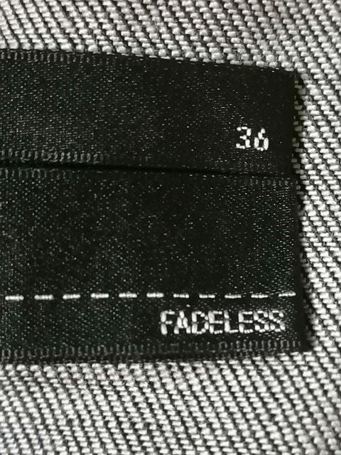 FADELESS(フェイドレス)のブルゾン