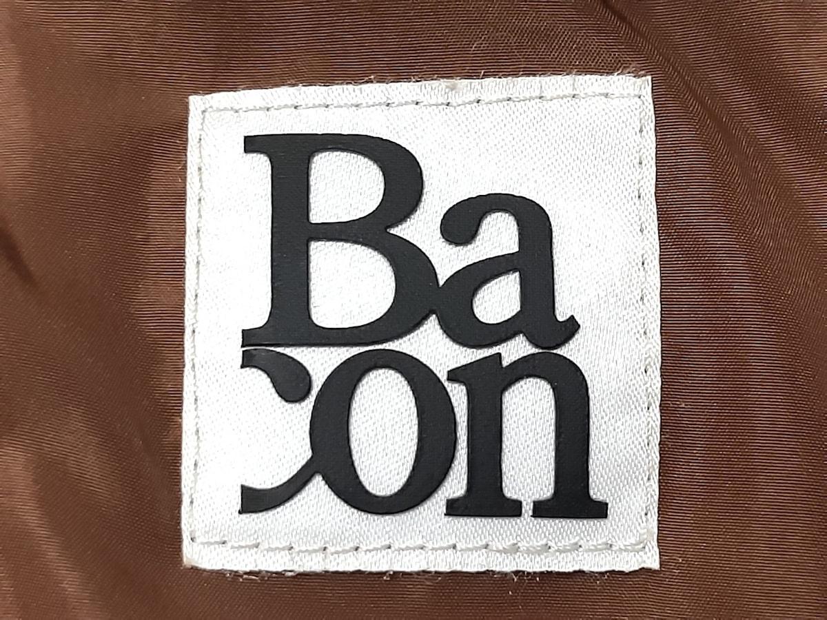 bacon(ベーコン)のダウンジャケット