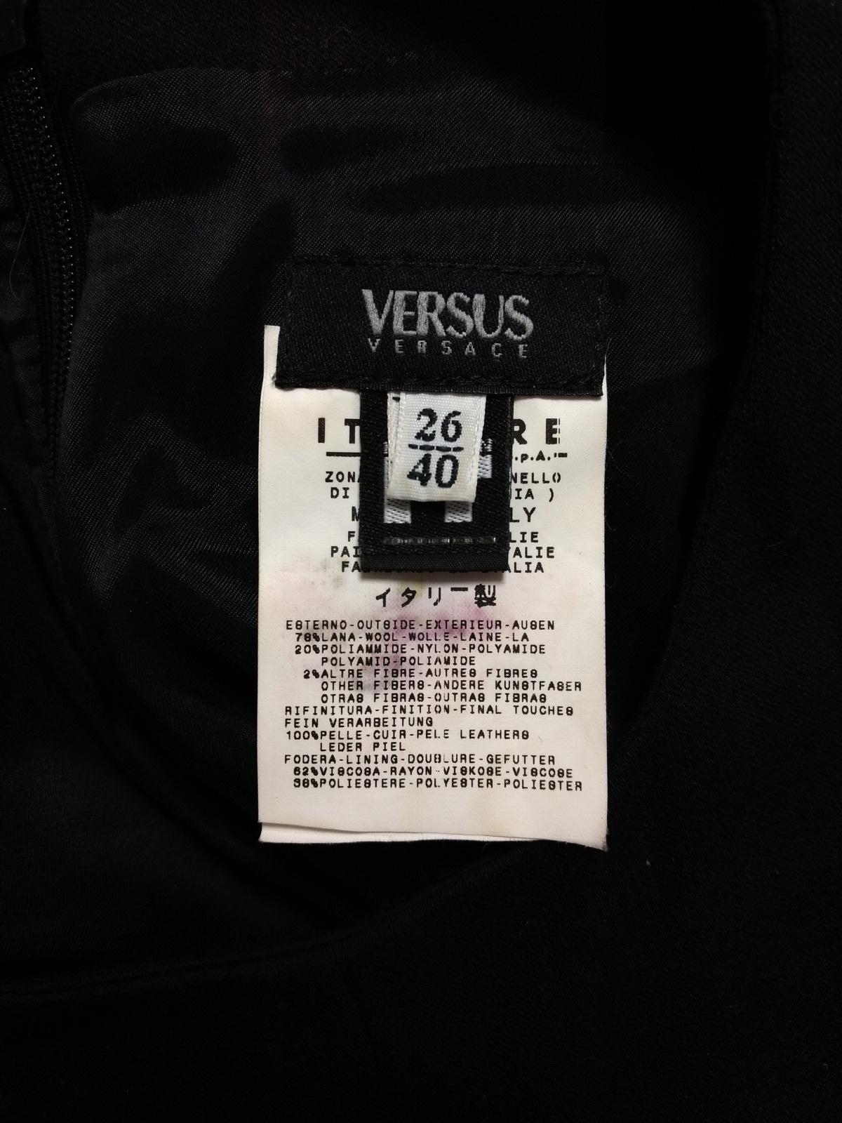 VERSUS(ヴェルサス)のワンピース