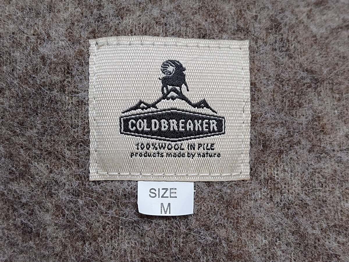 COLD BREAKER(コールドブレーカー)のベスト