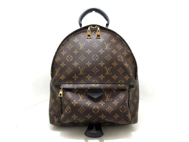 LOUIS VUITTON リュックサック パームスプリングス バックパック MM M41561