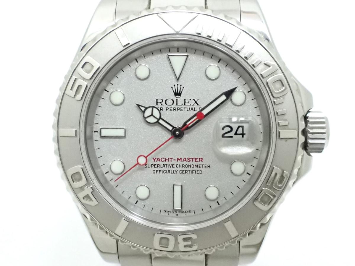 腕時計/ヨットマスターロレジウム/16622