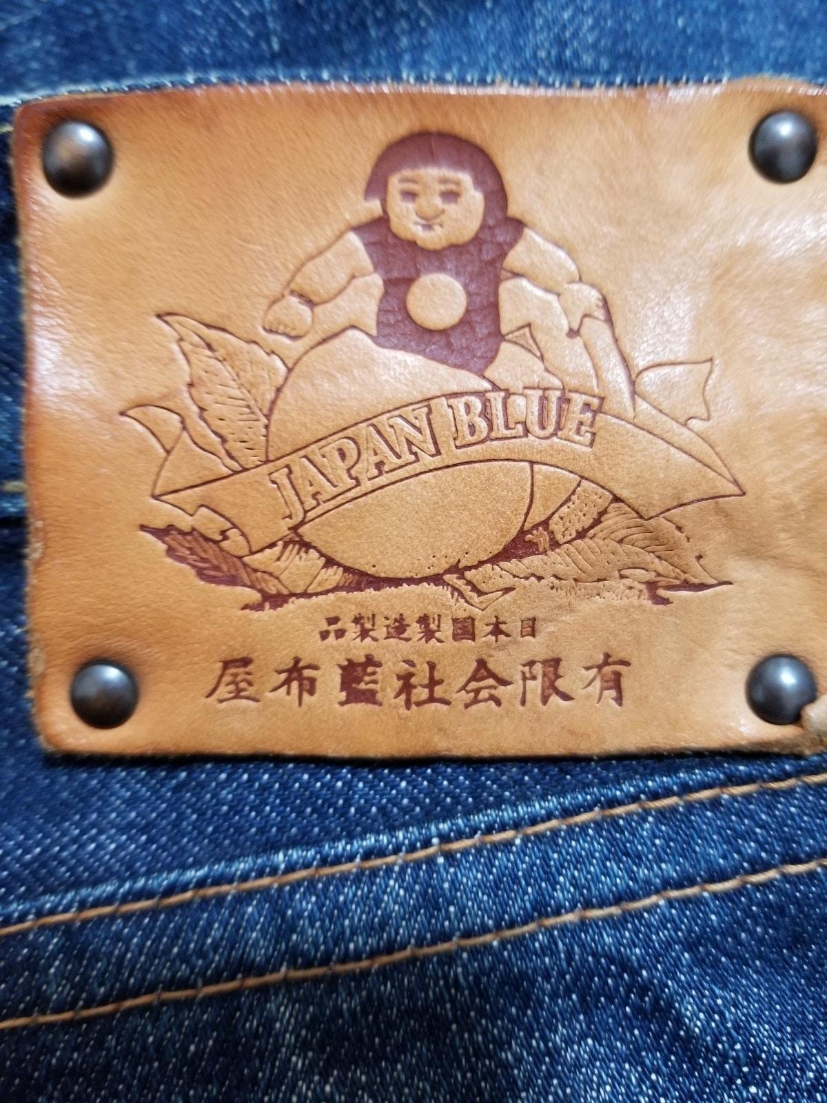JAPAN BLUE(ジャパンブルー)のジーンズ