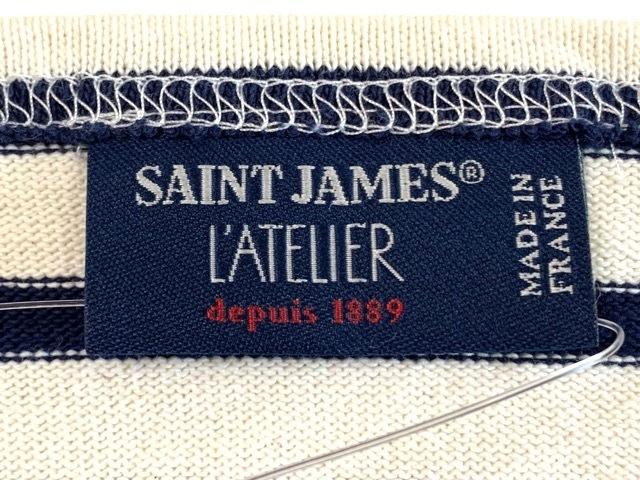 SAINT JAMES(セントジェームス)のカットソー